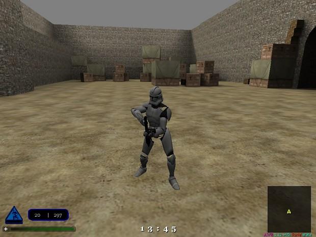 Jedi Purge Gametype: Axis team