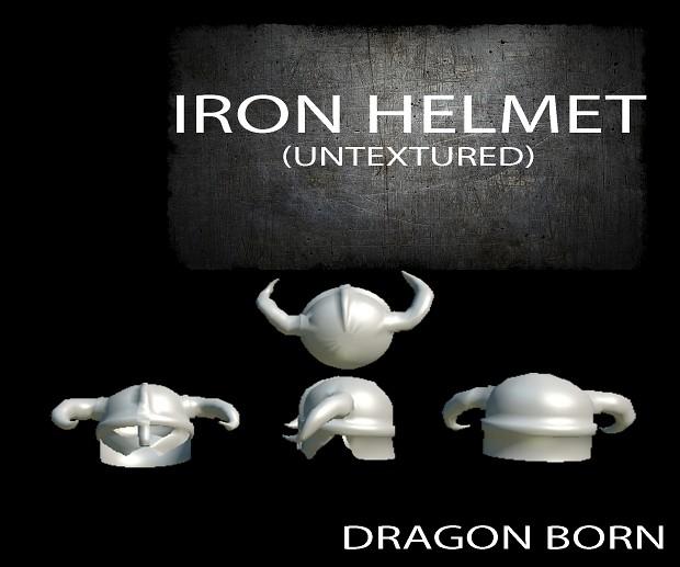 [SP][EN] Dragón Born Ironhelmet-dragonborn