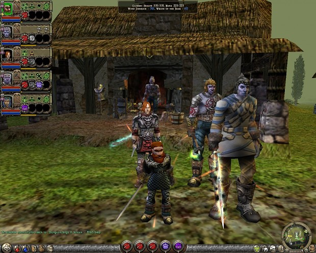 dungeon siege 2 addon steam