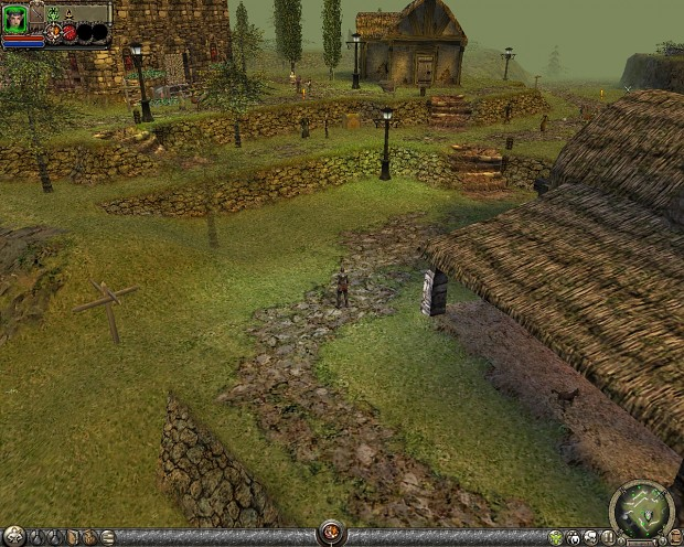 Dungeon Siege Legendary Mod development