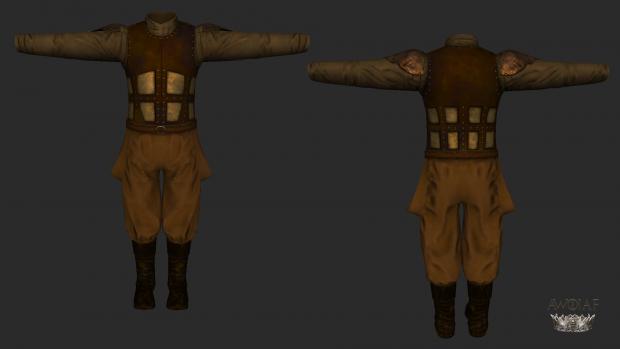 Golden Company Armour 2