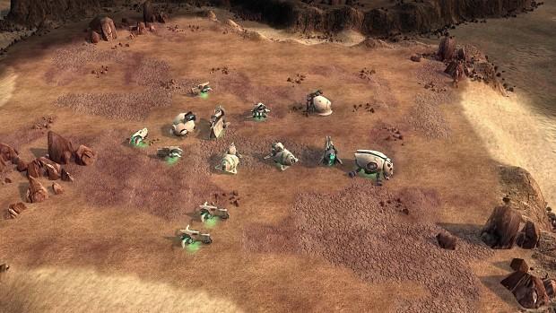 some Ordos units