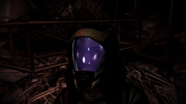 Tali Alternate Uniform Face Mod, v1.1