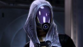 Tali Full Face Mod with new Eye Glow texture
