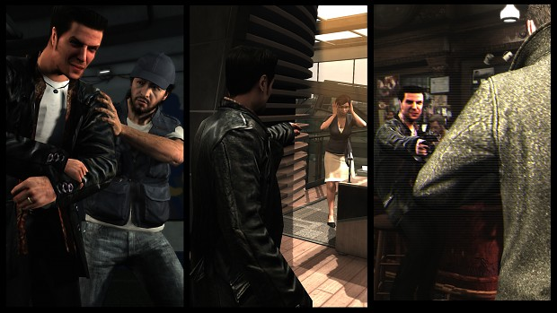 Sam Lake Is Back Image Max Payne 1 Max In Campaign Mod For Max
