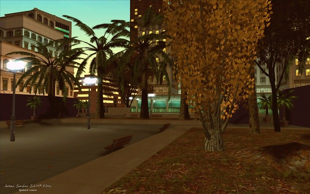 Autumn Sunshine: SA-MP Edition (updated version)
