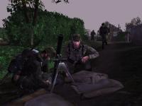 Waffen SS - Mortar Team