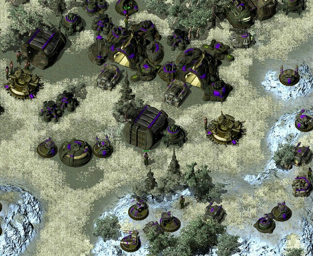 Generals mode preview #3