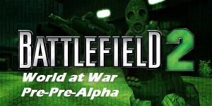 Battlefield 2: World at War Pre-Pre-Alpha Green