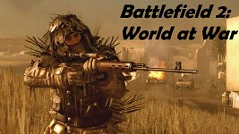 Battlefield 2: World at War Wallpaper