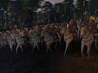 Vanyar Cavalry