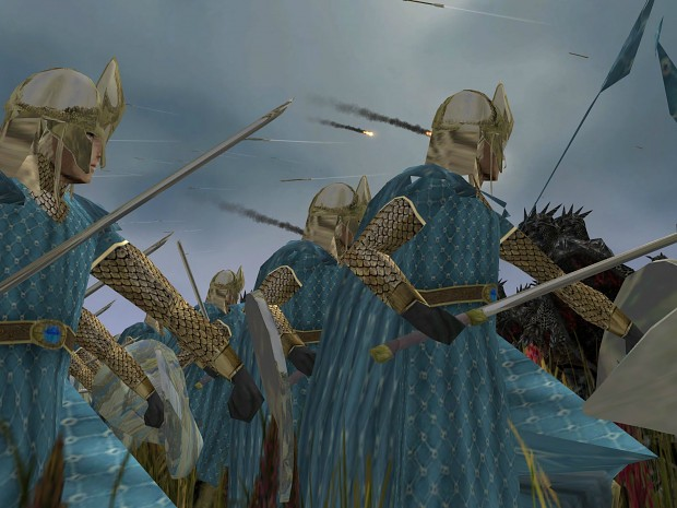 Battle with Host of Valinor