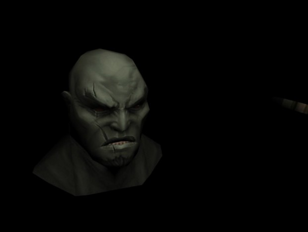 Working on the new Orc models