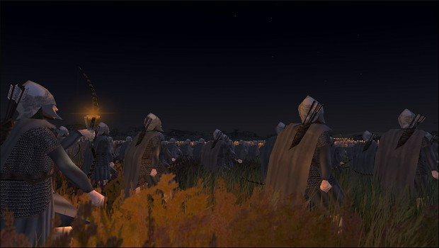 [Kingdom of Doriath] Sindarin Archers