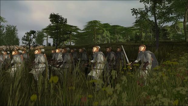 [Kingdom of Doriath] Beleg Cuthalion