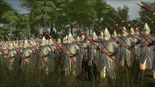 [Kingdom of Doriath] Guards of Menegroth