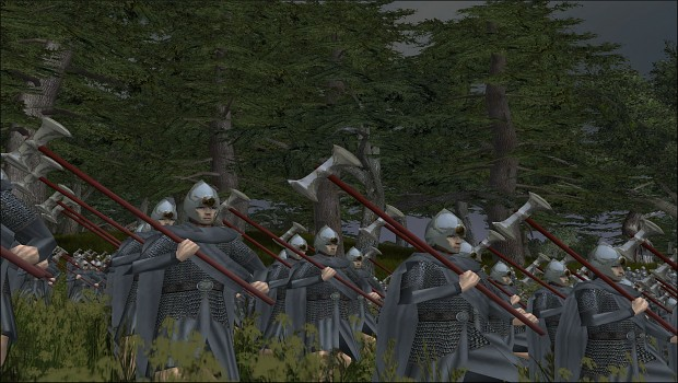 [Kingdom of Doriath] Sindarin Heavy Infantry