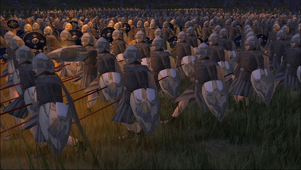 [Kingdom of Doriath] Sindarin Heavy Archers