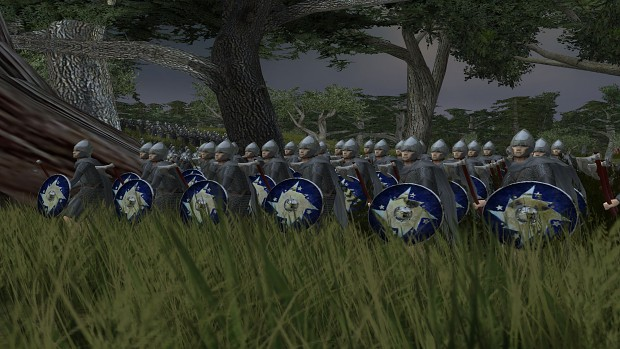 [Kingdom of Doriath] Sindarin Infantry