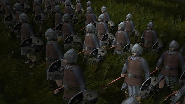 [Kingdom of Doriath] Sindarin Light Infantry