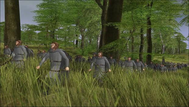 [Kingdom of Doriath] Sindarin Marchwardens