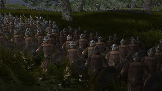 [Kingdom of Doriath] Sindarin Woodland Warriors