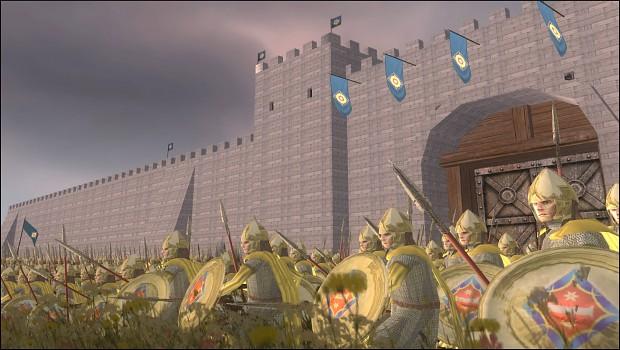 [Gondolin] House of the Pillar