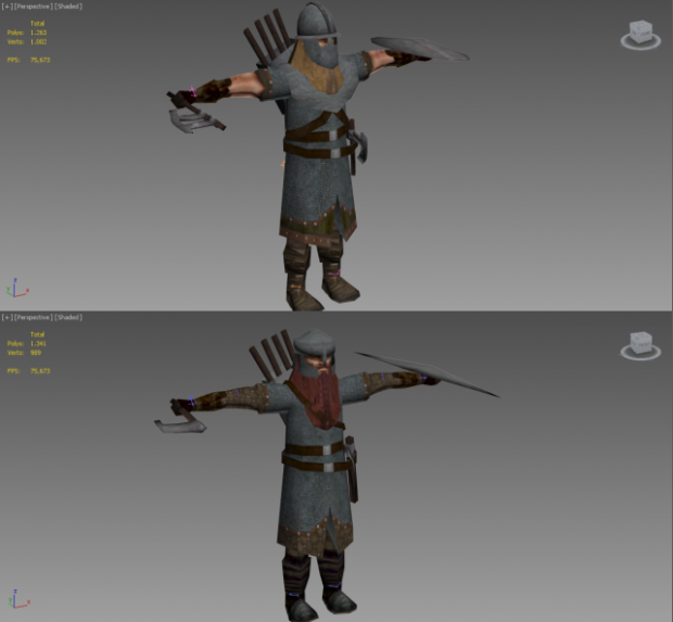 Dwarven Axe-throwers image - Quenta Silmarillion mod for ...