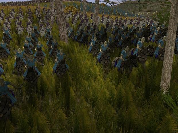 Noldor Cavalry