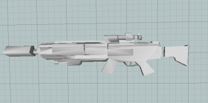 SMP rifle