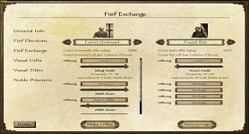 Fief Exchange