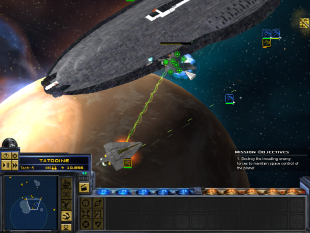 New Engine Cost >> A new big ship image - Force Corruption mod for Star Wars: Empire at War: Forces of Corruption ...