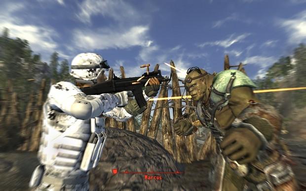 Enclave Commander - Marine Edition