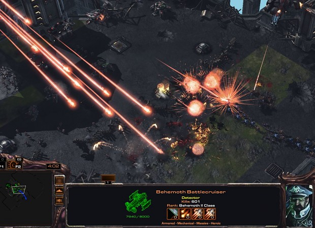 04 - SCII RS MOD (Real Scale Melee) for StarCraft II: Legacy of the Void