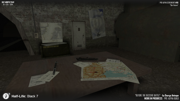 [Pre-alpha] Half-Life: Black 7 screenshot #05