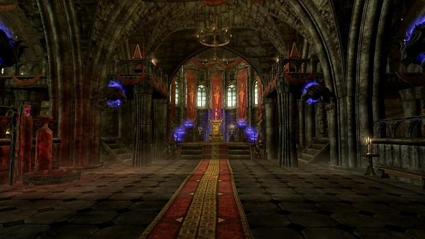 Castle Volkihar Redux Images