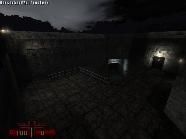 Baseout retexture and lighting