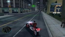 Shenmue motorbike