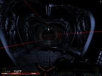 Alien tech corridors