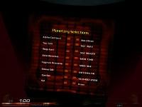 DLC Planet Selections