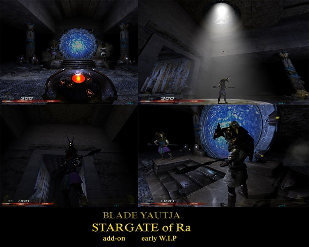 StarGate of Ra... add-on... early preview..wip
