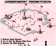 AVENGERS MISSION 1:Freezing To Death