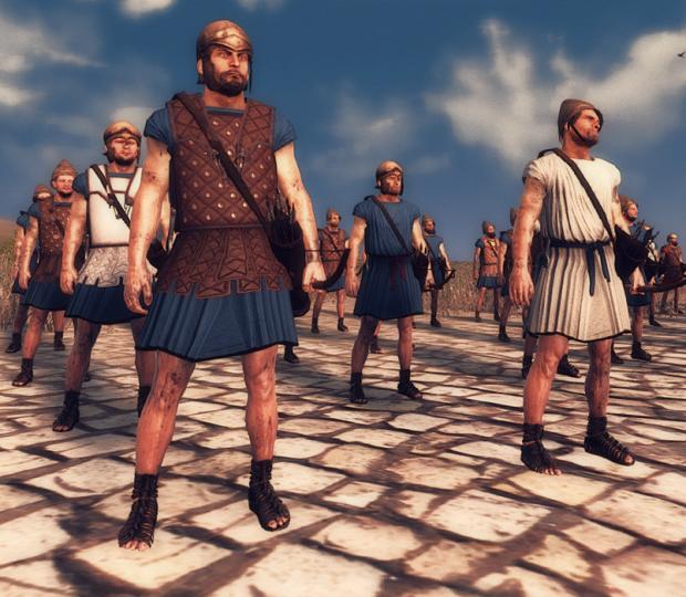 Athenian units