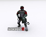 APA new infantry model screenshots