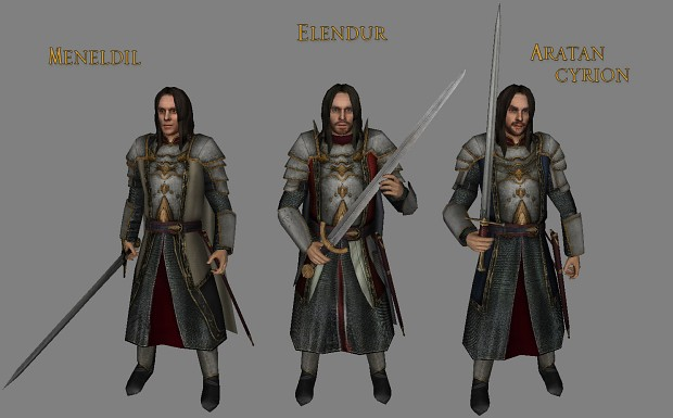 Sons of Isildur and Anárion