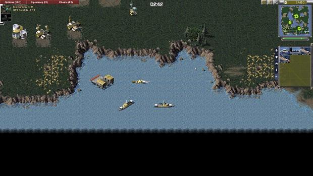 GDI Missile Fregate