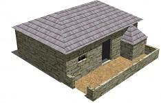 iberian house