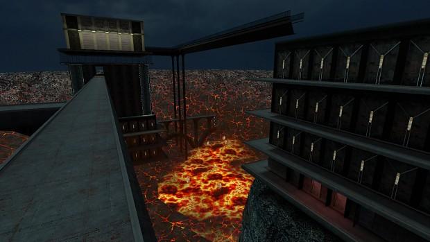 Lava Prison 1
