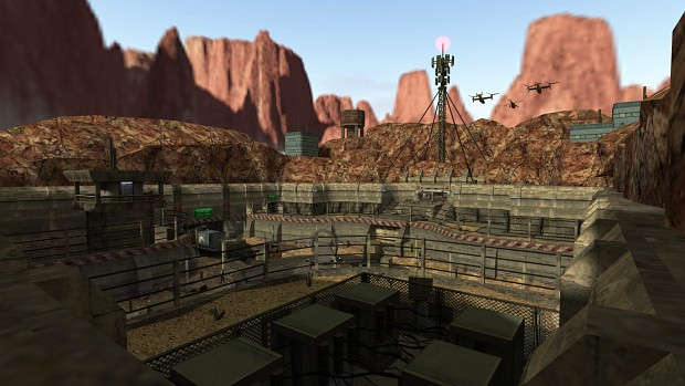 Welcome to Black Mesa