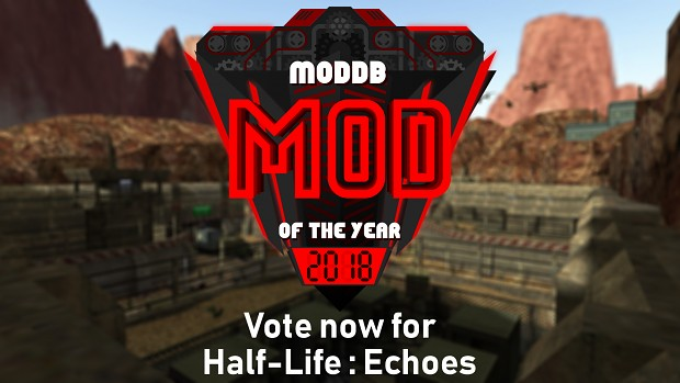 Vote now for Mod of the Year!